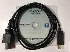 For Evinrude Diagnostic USB Cable kit for FICHT and ETEC