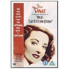 MR SKEFFINGTON-(DVD)-NEW-BETTE DAVIS, CLAUDE RAINS & WALTER ABEL