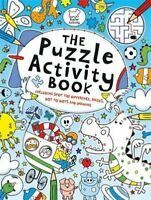 The Puzzle Activity Book 9781780553139 | Brand New | Free UK Shipping