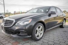 Mercedes-Benz Schwarz Lim. E 350 CGI BlueEfficiency 4-Matic LED Keyles