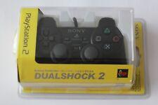 NEW Sony PlayStation2 Dualshock 2 Analog Controller Genuine black