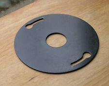 Lente De Metal Agujero Ampliadora 25mm placa 101.5mm de diámetro