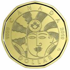 2019 Canada EQUALITY LOONIE DOLLAR $1 -- perfect coin from roll