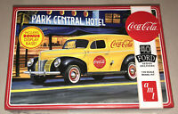 AMT 1940 Ford Sedan Delivery Coca-Cola 1:25 scale model car kit new 1161