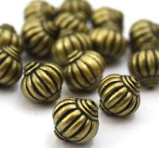 16 x antique lanterne bronze fabrication de bijoux perles 14 x 14mm