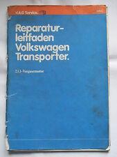 VW T3+syncro+Joker 2,0 L Motor CU+Vergaser Reparaturanleitung Reparaturleitfaden