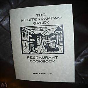 The Greek-Mediterranean Restaurant Livre de Recettes Gyro Pita