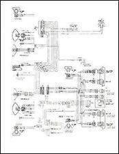 mid 1975 Chevy GMC C5 C6 Conventional Wiring Diagram C50 C5000 C60 C6000 Truck
