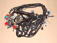 NOS GM 1992 LT1 Corvette 6 Spd Manual Engine Wiring Harness w/ Manual A/C