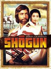 SHOGUN (Richard Chamberlain) - DVD - REGION 2 UK