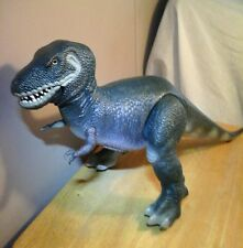 Vintage Dino Riders T Rex Tyrannosaurus Walking Figure Motorized
