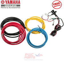 YAMAHA YXZ1000R / SS OEM Winch Wiring Kit 2016-2017 NEW 2HC-F28M0-V0-00