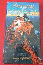 Rare VHS French Movie Panorama du Canada ! Une Aventure Aérienne