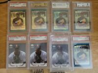 2002 Rated Francisco Liriano Bowman Lot PSA BGS BCCG 9 9.5 10 w/ Chrome and UD