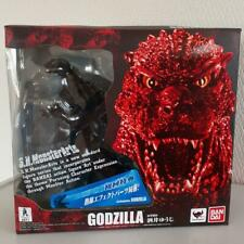 S.H.MonsterArts Godzilla 2011 First edition limited with benefits