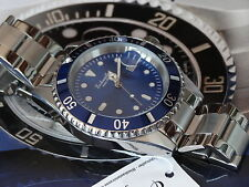 QUALITY DIVE WATCH BLUE SUBMARINER 42mm 200 METERS BY GERMAN BRAND EICHMÜLLER