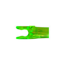 Gold Tip GT Series Pin Nock Flo Green - Sold  per dozen