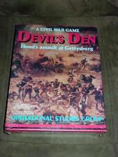 Operational Studies Group 1980 - Devil's Den - Gettysburg Game (SEALED)