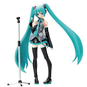 Hatsune Miku Super Premium Action Figure, New color box packaging