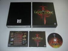 Darkstone Mal Reina PC CD ROM Piedra Oscuro Original Caja Grande post rápido y seguro