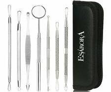 Blackhead Remover Kit Pimple Comedone Professional Extractor Tool Set 7 in 1 New