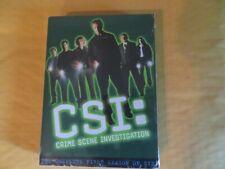 Video-DVD,Season 1-CSI,Crime Scene Investigation.Box.Zone 1.2000-2001.ed.2003 :)