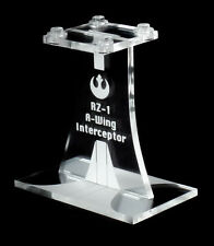 Star Wars Lego 75003 A-Wing Starfighter - custom display stand only