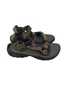 Teva Men's Sz 12 Terra FI 4 Sandals Camo 1004485