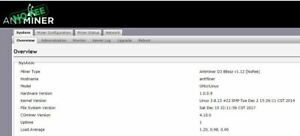 Antminer D3 Blissz Firmware NO DEV FEE CANNOT FIND SIGNATURE FIX BYPASS SSH