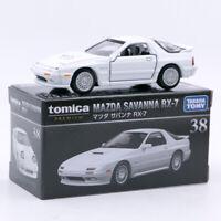 AUG 2020 Premium 38 Mazda Savanna RX-7 TOMICA TOMY TAKARA