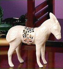 Lenox China Jewels Nativity Donkey Figurine NEW IN BOX