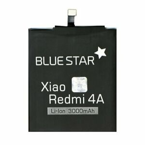 Bluestar Battery for Xiaomi Redmi 4A 3000 MAH BN30 Battery Mobile Phone Battery