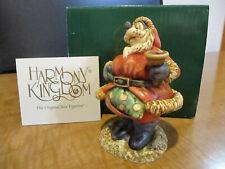 Harmony Kingdom Disney  Goofy as Santa