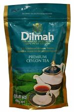 400g - DILMAH PREMIUM CEYLON BOPF BLACK TEA | 100% PURE CEYLON LOOSE LEAF TEA