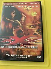 Vin Diesel Xxx Dvd