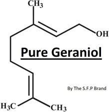 Geraniol pure 100% 100ml