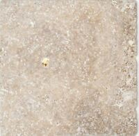 Naturstein Wand Boden Fliese braun Noce Antique Travertine Marmor|F-45-44030