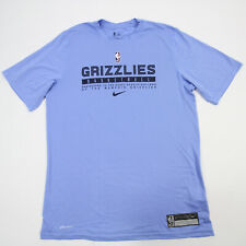 Memphis Grizzlies Nike NBA Authentics Nike Tee Short Sleeve Shirt Men's Used
