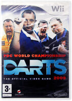 Pdc World Championship Darts 2009 Game for Nintendo Wii New