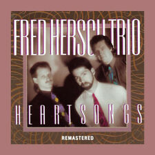 Fred Hersch Trio : Heartsongs (Remastered) CD (2018) ***NEW***