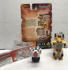 Transformers Universe Hasbro 2003 Optimus Prime & Prowl Spychanger Used