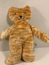 Flap Cat stuffed toy marmalade cat