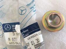 Originale Mercedes-Benz tappo superiore filettato tendicatena a6019970130