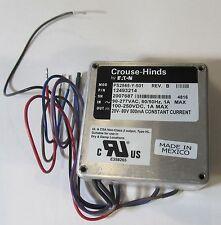 EATON- MARTEK PS2565-Y-501 LED LIGHT DRIVER/POWER SUPPLY 90-277VAC/ 100-250VDC