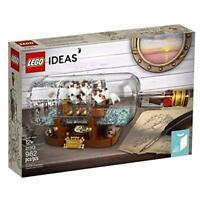 Lego 21313 LEGO Ideas Ship in a Bottle 21313 Expert Building Kit (962 Pieces)