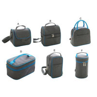 Portable Insulated Thermal Cooler Lunch Box Bento Storage Tote Bag Case Picnic