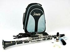 Sonata Bb Clarinet Complete Kit with Case and Accessories Woodwind