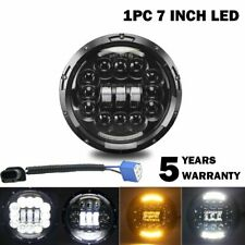 """7""""inch 150W LED Headlight DOT DRL Projector Beam for Honda /Har-ley Motorcycle"""