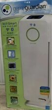 GermGuardian Smart Elite 4-in-1 True Hepa Purifier Uv Sanitizer 22 in. Tower