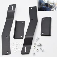 """No Drilling Need 50"""" LED Light Bar Roof Mount Bracket For Jeep Cherokee XJ 84-01"""